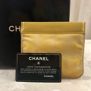 "🆕 Chanel CC "" New Travel Line Coin Purse, in Box"